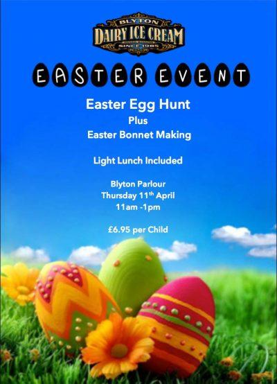 Easter Egg Hunt – Thursday 11th April